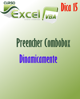 Preencher Combobox Dinamicamente