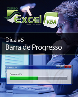 Barra de progresso